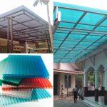 Harga kanopi atap polycarbonate murah
