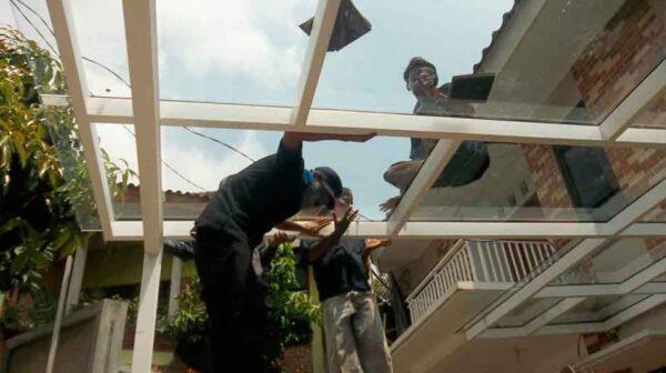 Langkah Mudah Menggunakan Jasa Pasang Atap Kanopi