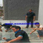 3 Kelebihan Kanopi Atap Kaca Void